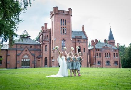 Weddings at Sangaste castle